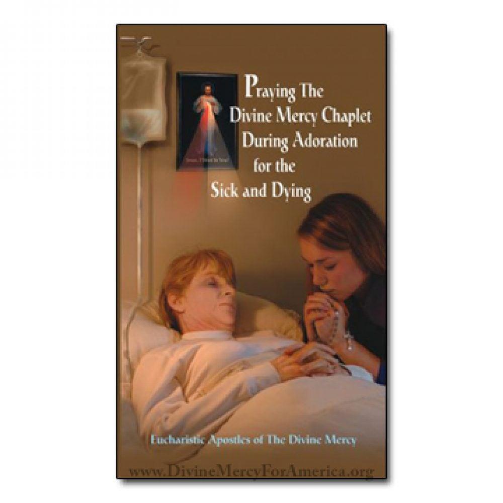 Praying the Divine Mercy Chaplet