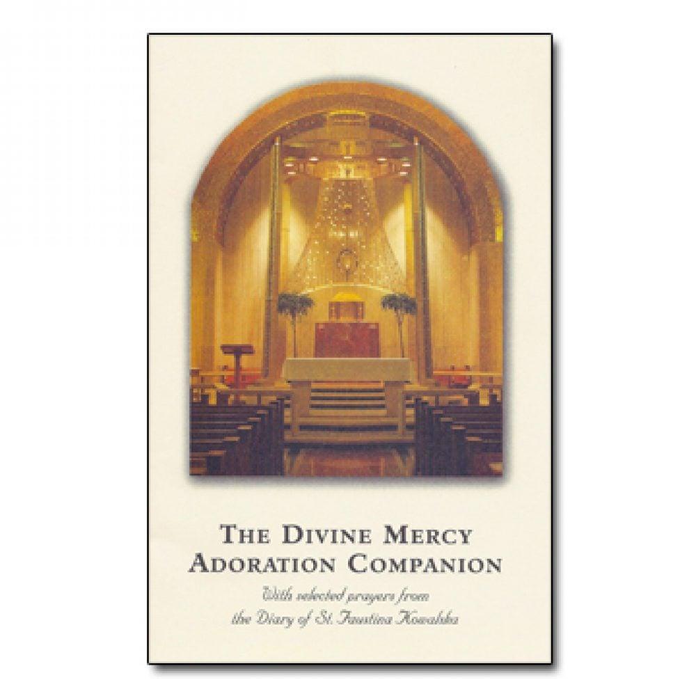 Divine Mercy Adoration Companion Booklet